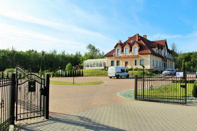 Parking dla Gości - Bukowa Przystań Barlinek