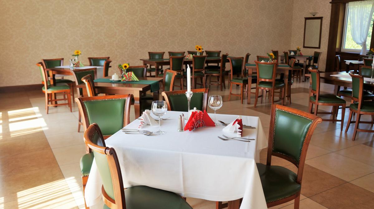 Restauracja - Bukowa Przystań Barlinek
