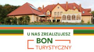 Bon turystyczny - Bukowa Przystań Barlinek - kafelka